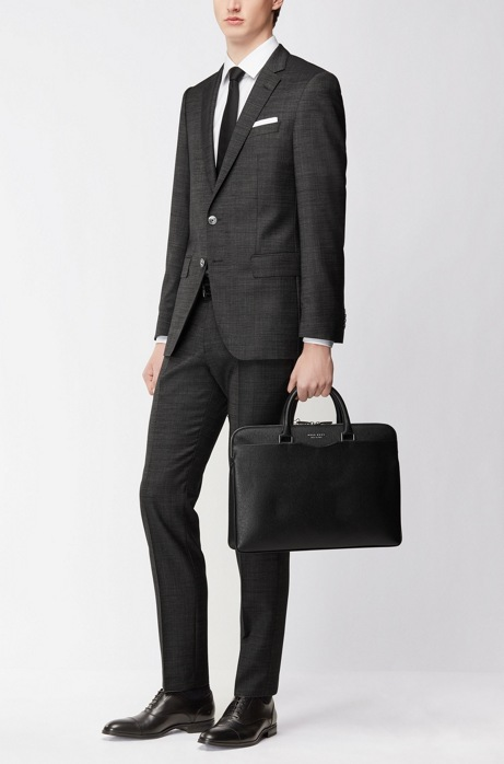 Boss Hugo Boss suit