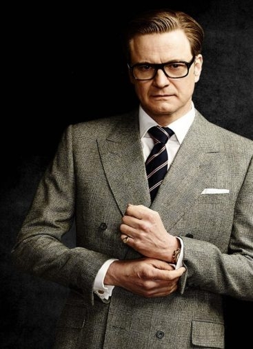 Colin Firth Kingsman Secret Service