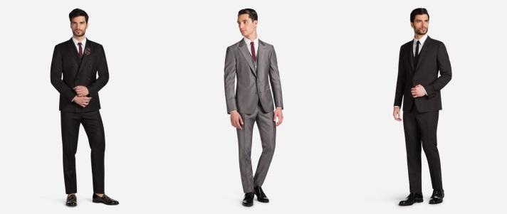 d&g suits