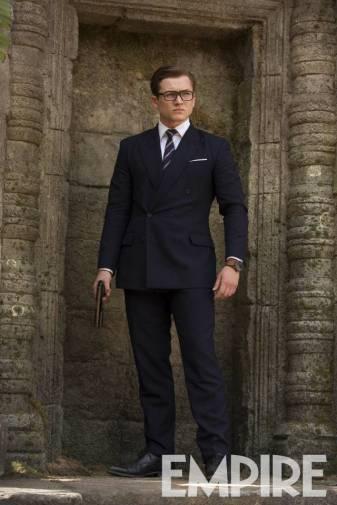 Taron Egerton Kingsman Secret Service