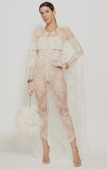 Baile da Vogue 2018 - Camila Coutinho