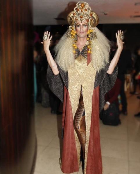 Baile da Vogue 2018 - Dudu Bertholini