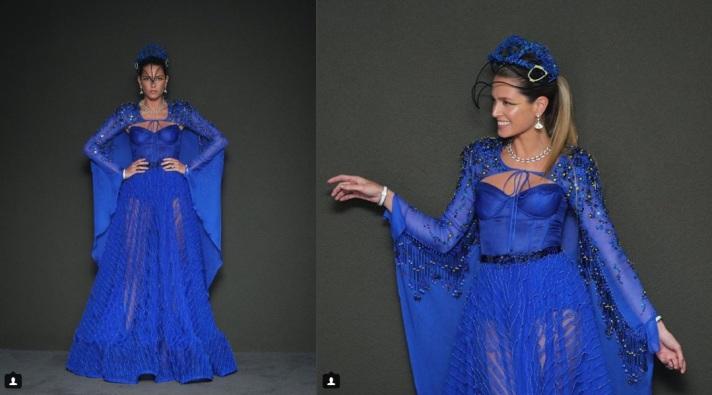 Baile da Vogue 2018 - Helena Bordon
