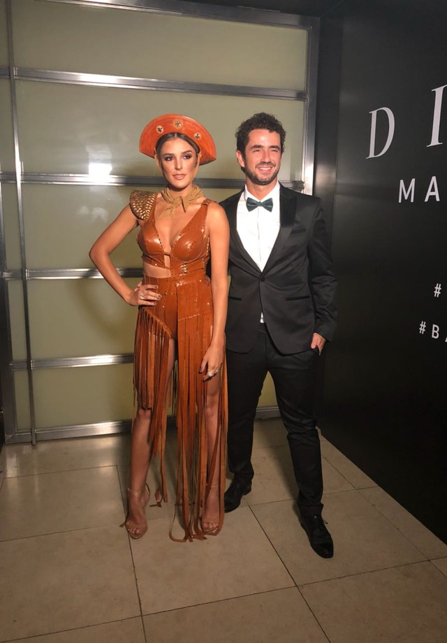 Baile da Vogue 2018 - Rafaella Brites e Felipe Andreoli