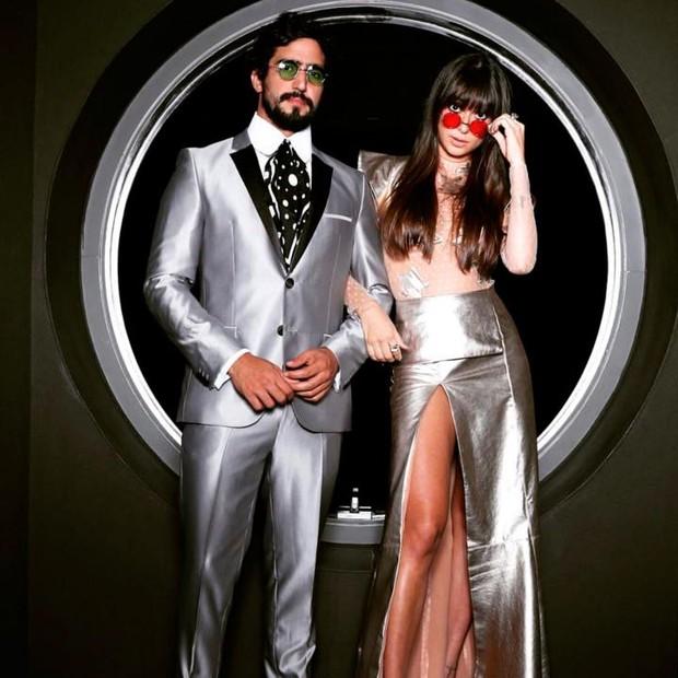 Baile da Vogue 2018 - Thaila Ayala e Renato Góes